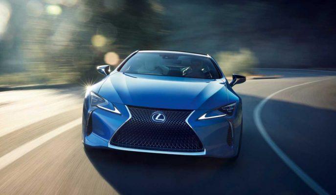 Lexus Otonom Sürüş Teknolojisinde Şaşkınlık Uyandıracak Bir Devrime İmza Atıyor!