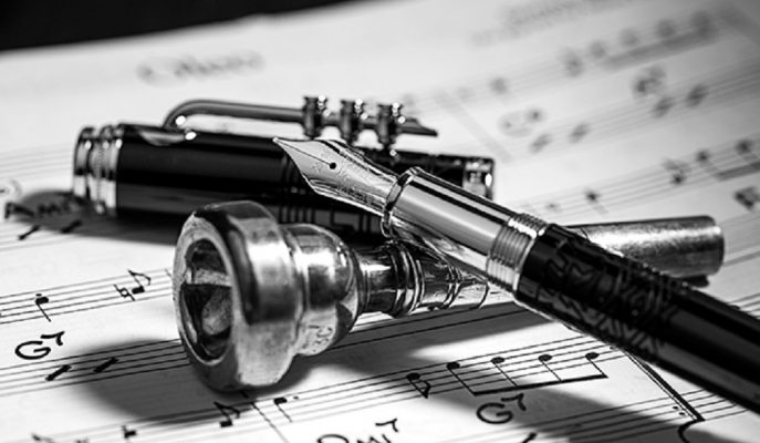 Müzik Tutkunlarına Özel Montblanc Dolma Kalem