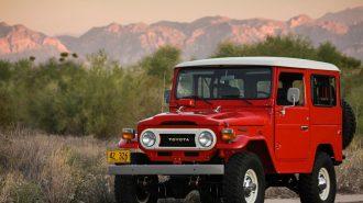 Toyota Land Cruiser Fotoğrafları: İlk Üretiminden Son Modele Kadar Tarihsel Liste!