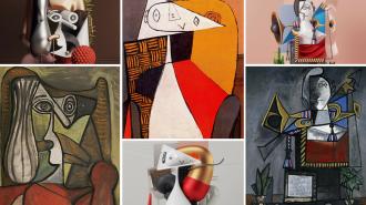 Picasso Günümüzde Yaşasaydı Eserlerini Dijital Ortamda Nasıl Çizerdi?