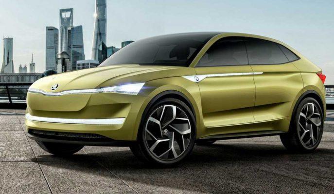 Skoda'nın Vision-E İsimli SUV Modeliyle İlgili Planları Neler?