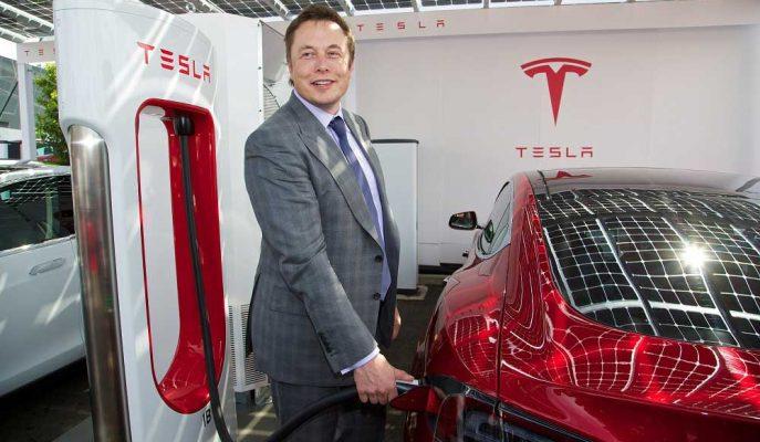 """Tesla Başkanı Elon Musk'tan """"Ford Hissesi Alın"""" Tepkisi"""