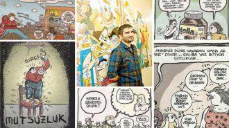 Umut Sarıkaya Karikatürleri: Usta Kalemden Mizahın Dibine Vuran 90 Tespit