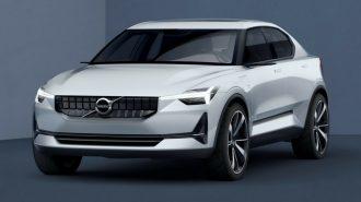 Volvo Yeni Bir Seri Çıkarma Hazırlığına Giriyor!