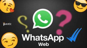 Whatsapp Web: Bilgisayardan Whatsapp