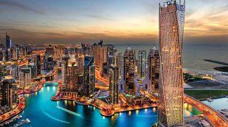 Zenginliğin Başkenti Dubai'den Etkileyici Görüntüler