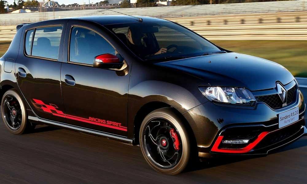 Renault Sanderonun tasarım ve teknik özellikleri