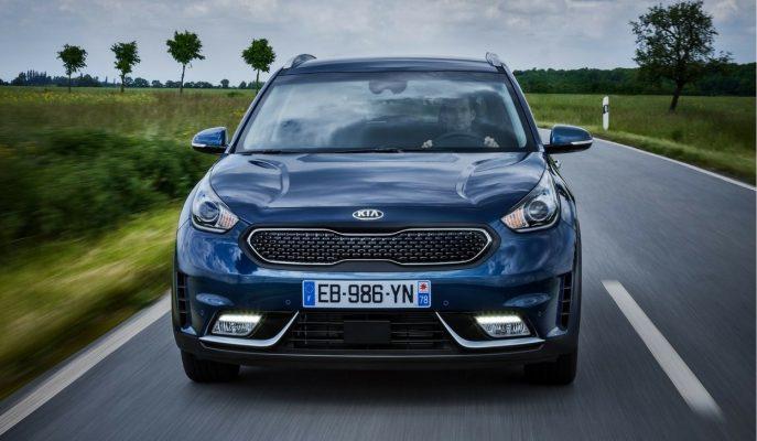 2017 Yeni Kia Niro SUV İncelemesi, Teknik Özellikleri ve Fiyatı