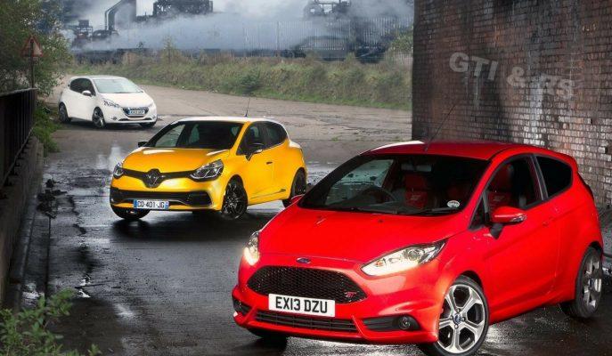 2018'de Araba Üreticilerinin Çıkartacağı RS ve GTI Modelleri!