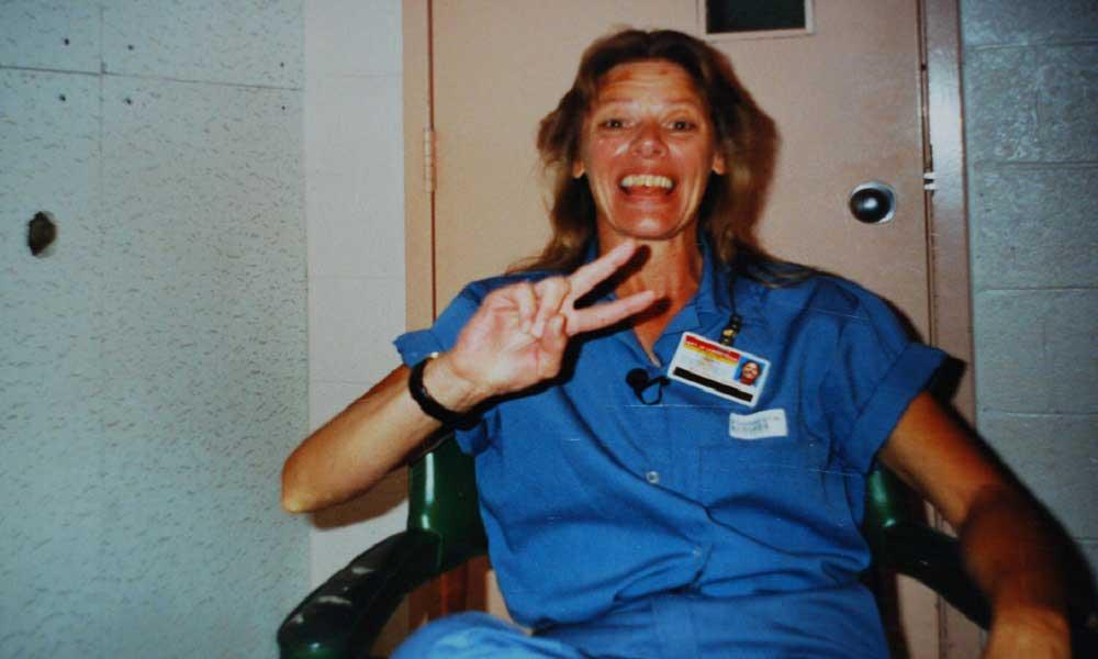 Aileen Wuornos'un Hayatı