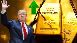Altın Trump ve FED Etkisiyle Yükselişe Geçti