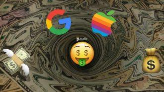 Apple ve Google Para Basıyor!