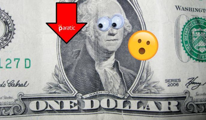 Dolardaki Düşüş Hızlandı! 3,50 Seviyesi Geliyor mu?