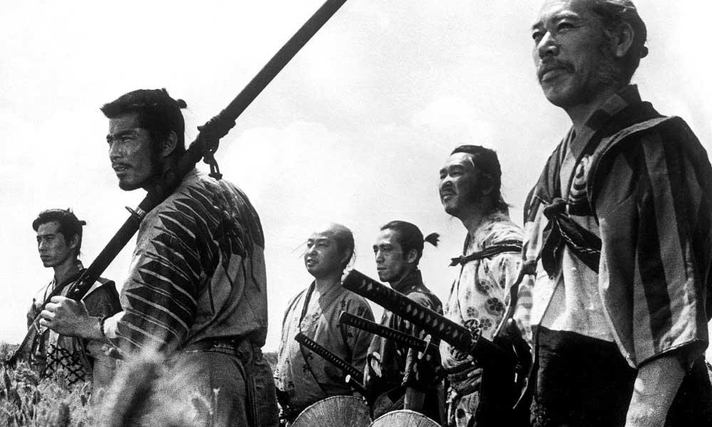 Yedi Samuray - Kanlı Pirinç (Shichinin no Samurai)