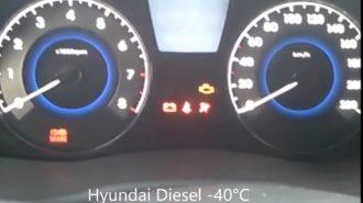 Dünyanın En Soğuk Yerinde Sizce Arabalar Nasıl Çalışır?