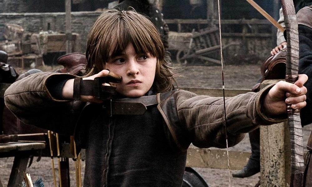 Bran Stark - Isaaac Hempstead Wright
