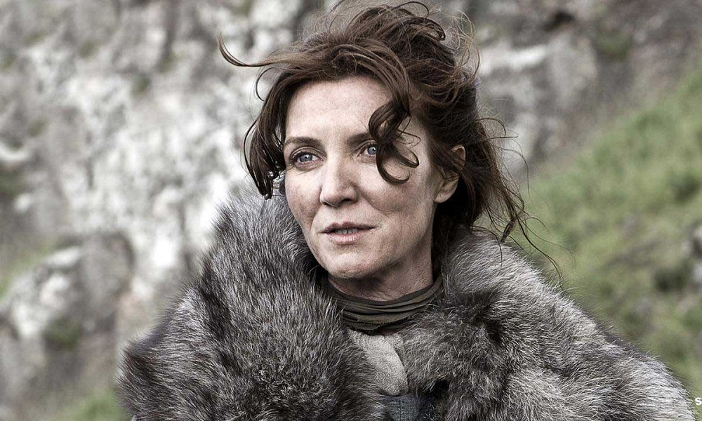 Catelyn Stark - Michelle Fairley