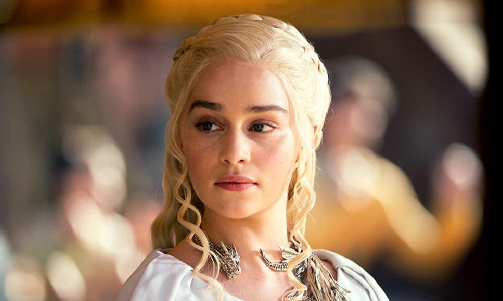 Daeanerys Targaryen - Emilia Clarke