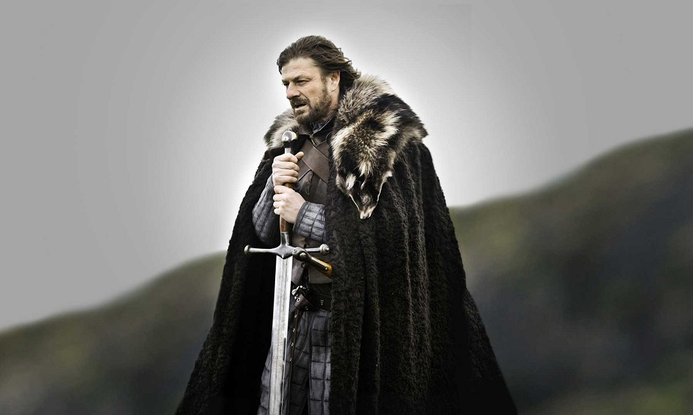 Eddard (Ned) Stark - Sean Bean