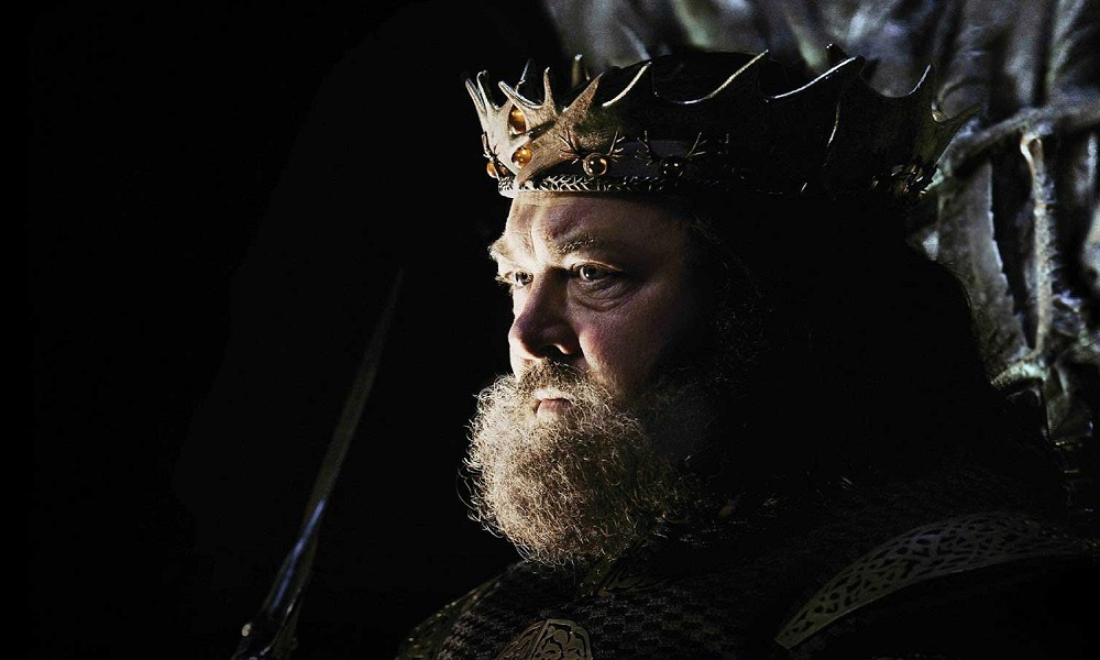Robert Baratheon - Mark Addy