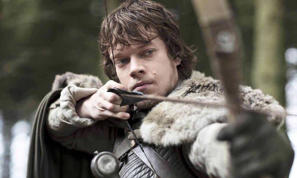 Theon Greyjoy- Alfie Allen