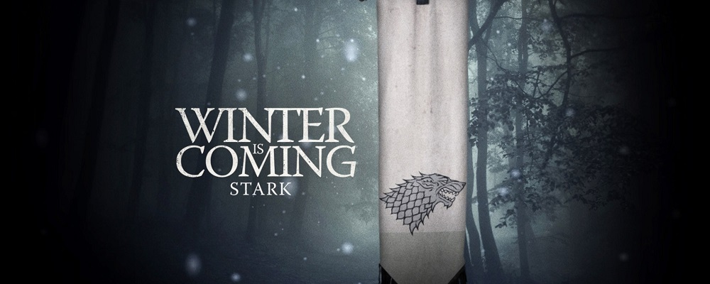 Game of Thrones Stark Hanesi