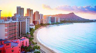 Hawaii Adalarında Çekilmiş Hayranlık Uyandıran Görüntüler