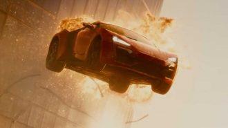 Hızlı ve Öfkeli'deki Kazaların Maliyetiyle Yeni Film Çekilir!