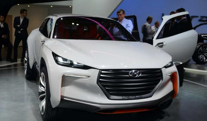 Hyundai Kona ile Küçük SUV Atağına Geçiyor!