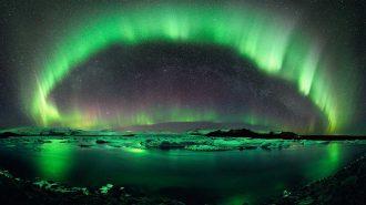 Kutup Işıkları: Gökyüzündeki Büyüleyici Işığın Muhteşem Dansı