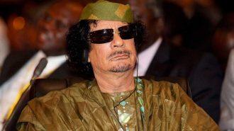 Muammer Kaddafi Kimdir? Hayatı, Sözleri ve Eserleri