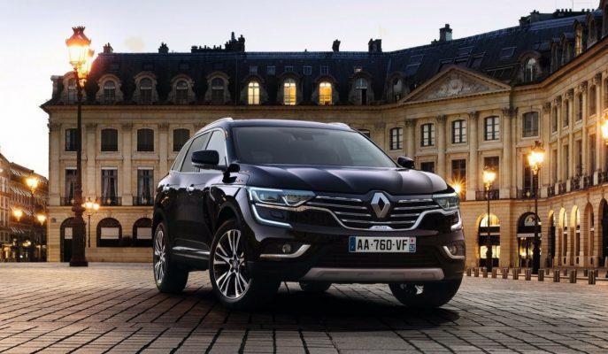 2017 Yeni Renault Koleos SUV İncelemesi, Teknik Özellikleri ve Fiyatı