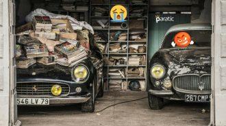 Terk Edilmiş Arabalar: Dünyanın Farklı Yerlerinde Unutulmuş Servet Değerindeki 60 Otomobil