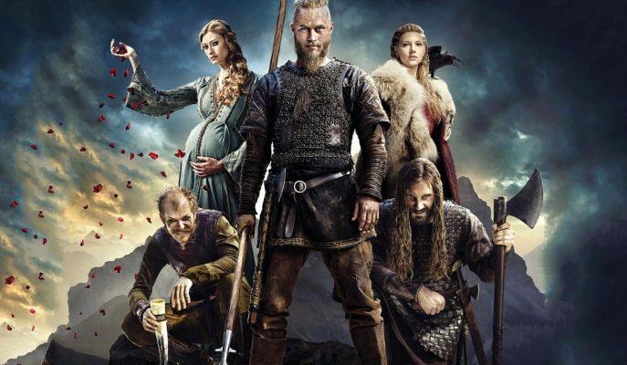 Vikings Dizisi Konusu, Oyuncuları, Fragmanları ve Müzikleri