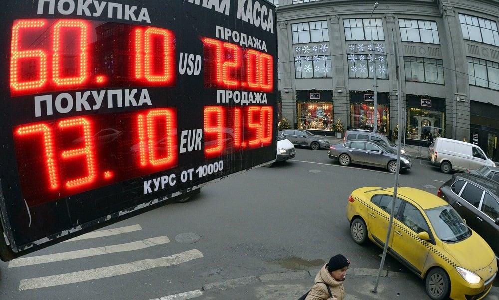 1998 Rusya Krizi