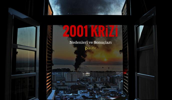 2001 Krizi: Türkiye\'yi Derinden Etkileyen Ekonomik Krizin Nedenleri ve Sonuçları