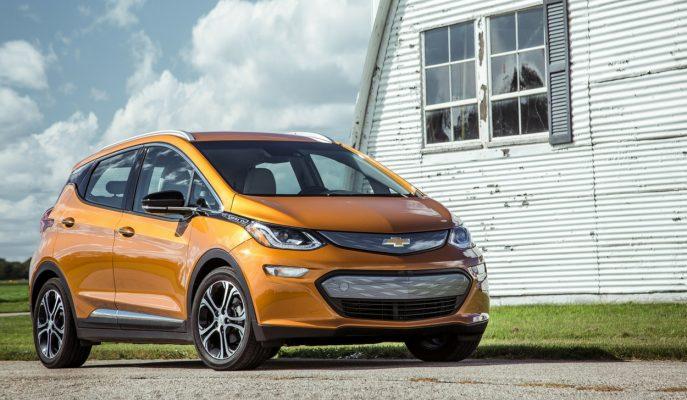 2017 Yeni Chevrolet Bolt EV İncelemesi, Teknik Özellikleri ve Fiyatı