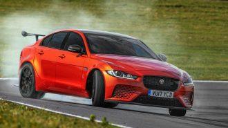 2017 Yeni Jaguar XE SV Project 8: Firma Tarihinin En Güçlü Modeli!