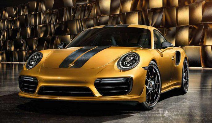 2017 Yeni Porsche 911 Turbo S Exclusive: Tüm Zamanların En Güçlü Sınırlı Üretim 911'i!