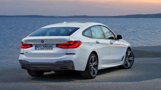 2018 BMW 6 Serisi GT Modeli Sahneye Çıkıyor!
