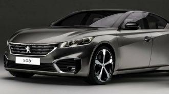 2018 Model Peugeot 508 Bomba Gibi Geliyor!