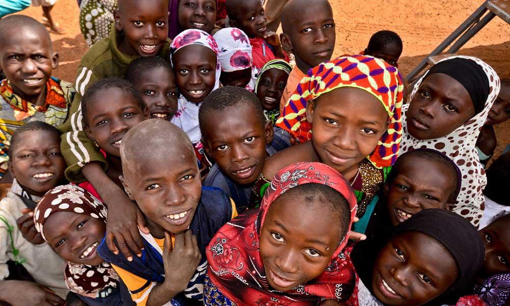 Afrika'nın Nüfusu!