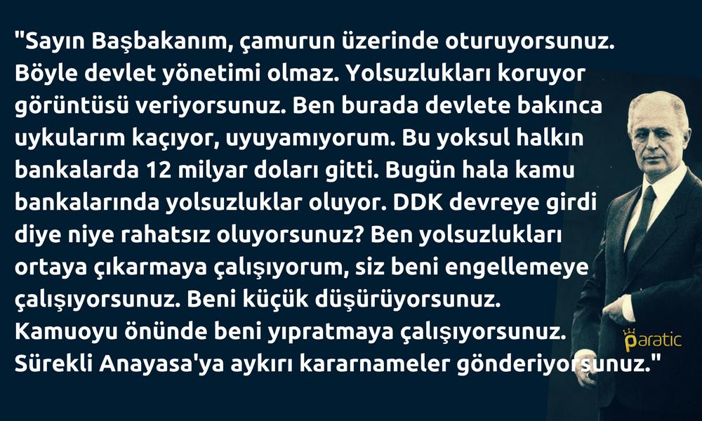 Ahmet Necdet Sezer'in MGK Sözleri