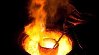 Dünyanın En Değerli Madenlerinden Altının Rafinerideki Üretim Aşamaları