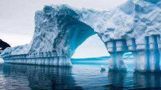 Büyüleyici Atmosferiyle Etkileyen Antartika'da Çekilmiş Görüntüler