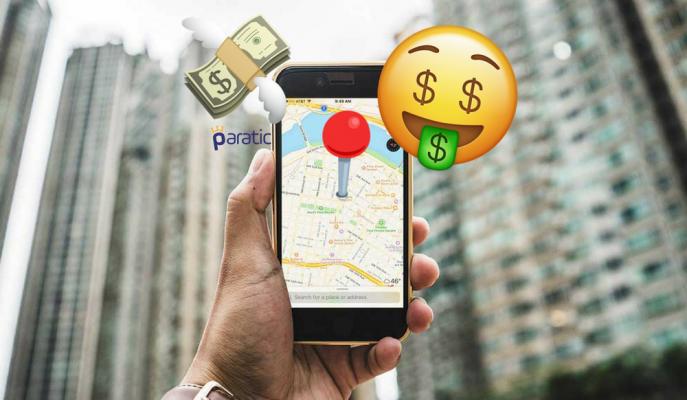 Apple Haritalar Uygulaması Kullanıcılarına Para Kazandıracak!