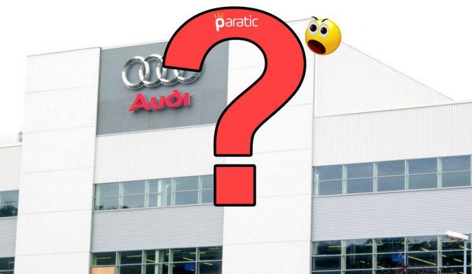 Audi Emisyon Skandalı Dünyayı Sarstı