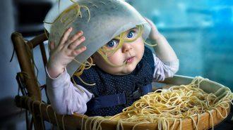 Birbirinden Sevimli Halleriyle Bebeklerin En Tatlı ve Komik Görüntüleri
