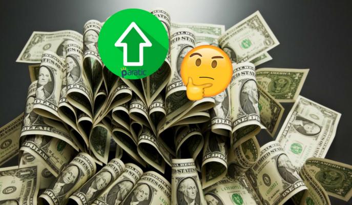 Dolar Tarihi Düşük Seviyeyi Gördükten Sonra Yükseldi
