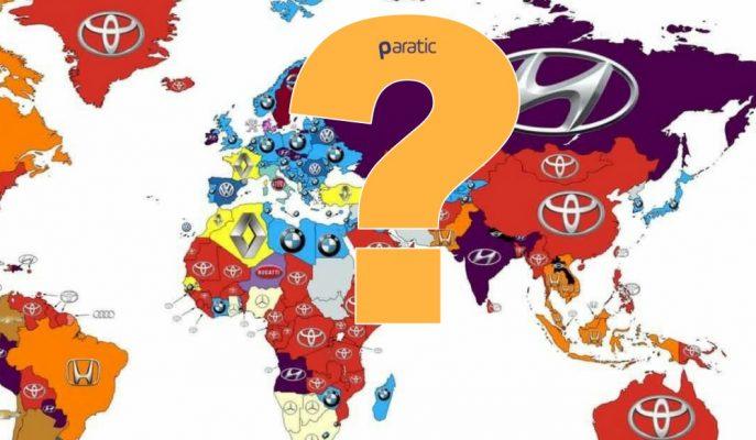 Dünyanın En Değerli ve Büyük Otomobil Markası Belli Oldu!